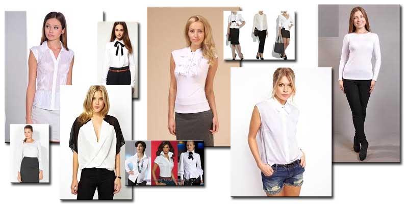 Как вернуть блузке белый цвет?