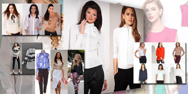 Стильные Блузки Рубашки В Омске